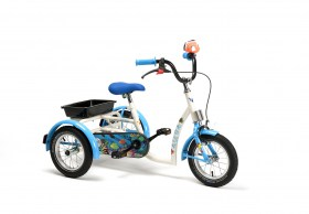 tricycle 2014 - model 2202 Aqua white bis